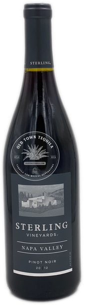 Sterling Vineyards 2012 Napa Valley Pinot Noir