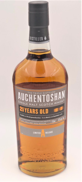 Auchentoshan Single Malt 21 Years Whisky