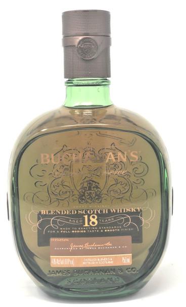 Buchanan's  scotch 18yr Old 750ml