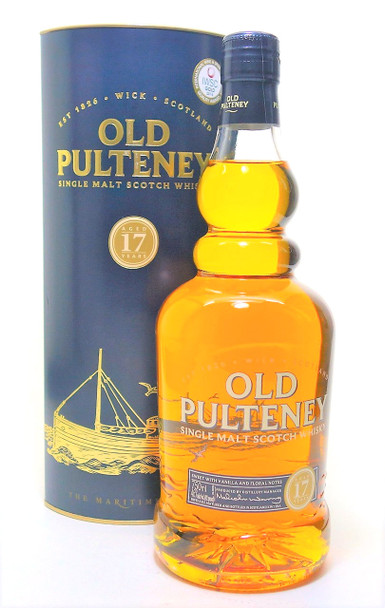 Old Pulteney 17 Year Scotch Whisky