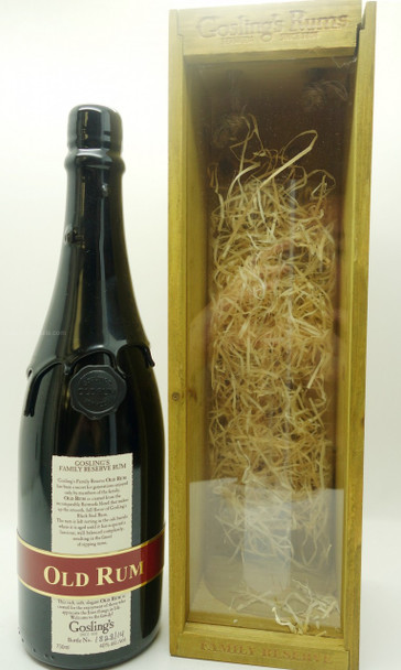Gosling's Old Rum 750ml