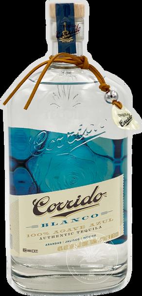 Corrido Blanco Tequila 750ml