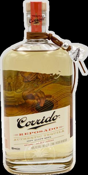 Corrido Reposado Tequila 750ml