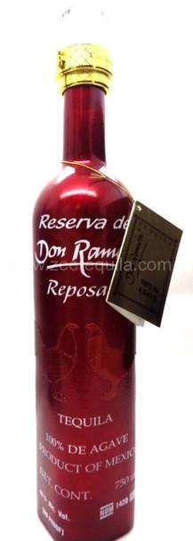 Don Ramon Reserva Reposado tequila