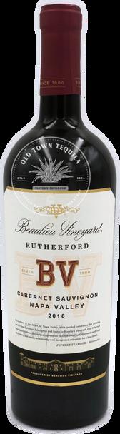 Beaulieu Vineyards Rutherford Cabernet Sauvignon Napa Valley 2016
