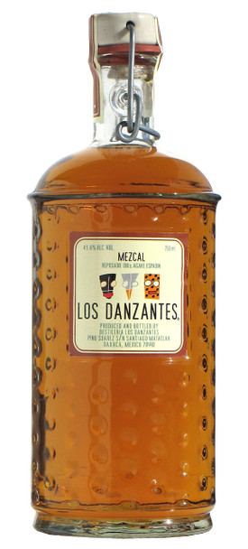 Los Nahuales MEZCAL – Reposado