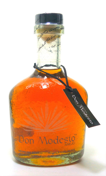 Don Modesto Añejo Tequila