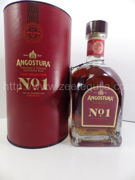 Angostura Caribbean Rum CASK collection NO.1