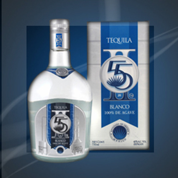 Tequila II 55 Blanco