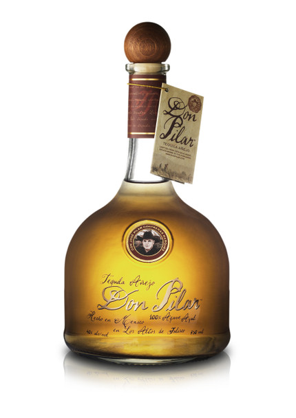 Don Pilar tequila Anejo