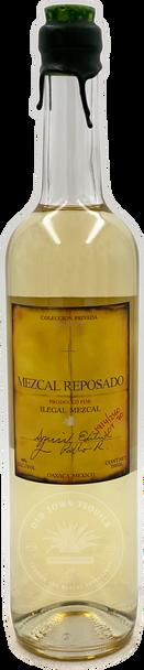 Ilegal Mezcal Reposado 750ml