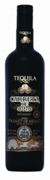 Tequila Carreta de Oro Reposado