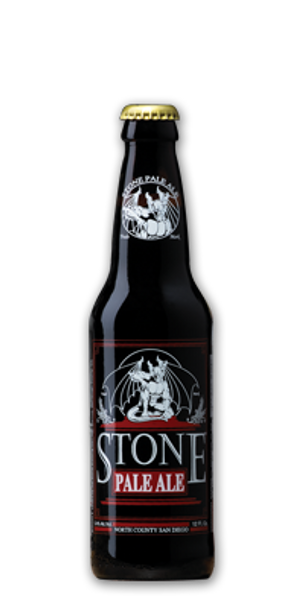 Stone Pale Ale 22oz