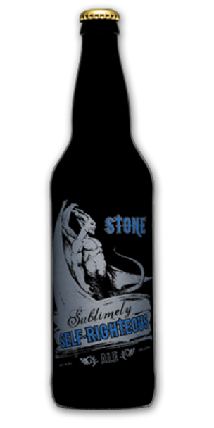 Stone Sublimely Self-Righteous Ale 22 oz