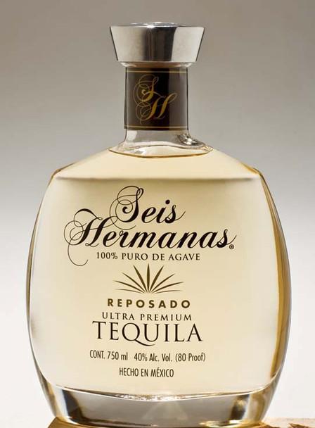 Seis Hermanas Reposado Tequila