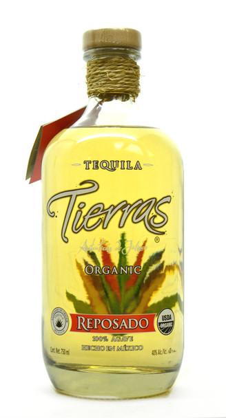 Tequila Tierras Reposado