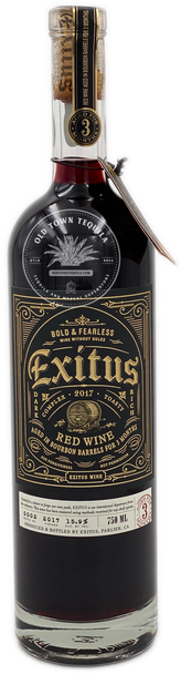 Exitus 2017 Red Wine