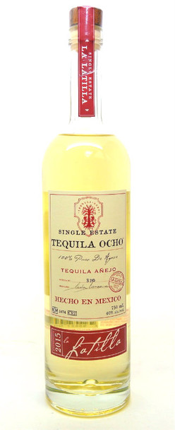 Tequila Ocho Anejo Single Estate
