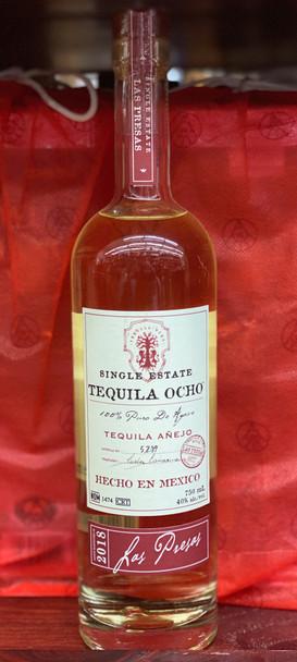 Tequila Ocho Anejo Single Estate