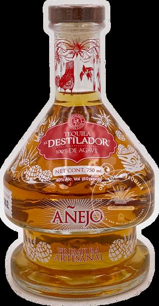 El Destilador Añejo Tequila