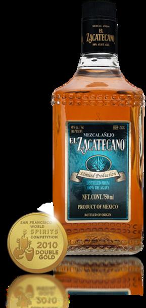 El Zacatecano Mezcal Anejo