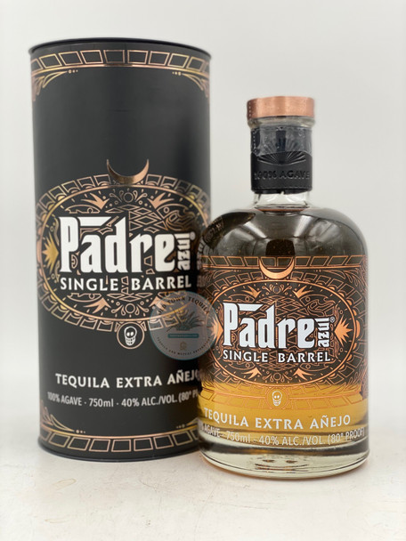 Padre Azul Single Barrel Extra Anejo Tequila