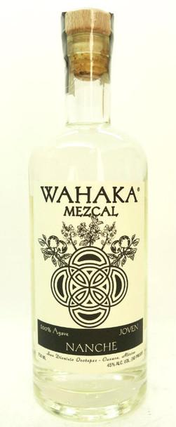WAHAKA NANCHE JOVEN MEZCAL 750ML