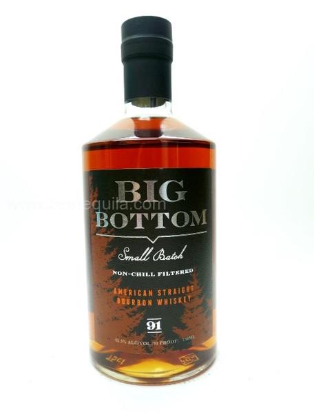 Big Bottom Whiskey American Straight Bourbon Whiskey