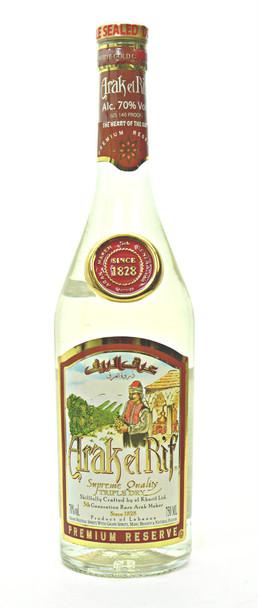 Arak El Rif Red Label Premium Reserve