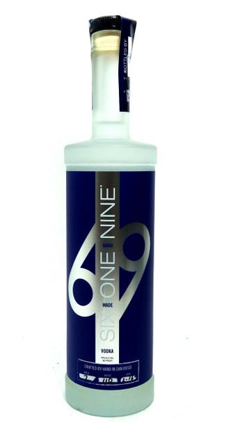 Six One Nine Vodka