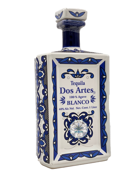 Dos Artes Blanco Tequila 1 Liter