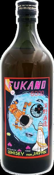 Fukano 6000 Japanese Whisky
