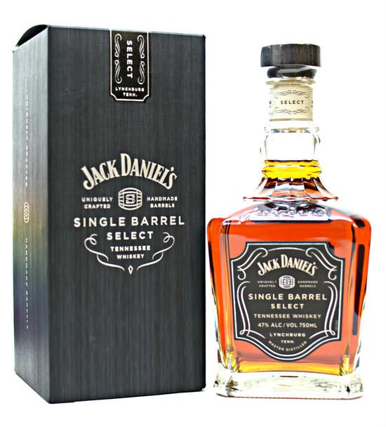 JACK DANIEL'S SINGLE BARREL SELECT WHISKEY
