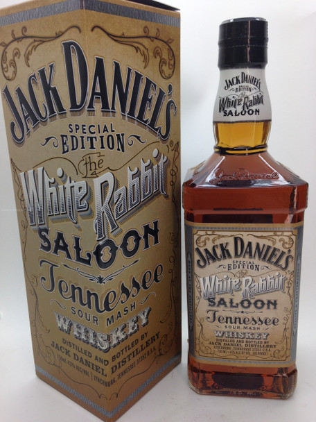 Jack Daniel's - White Rabbit Saloon tennessy whiskey