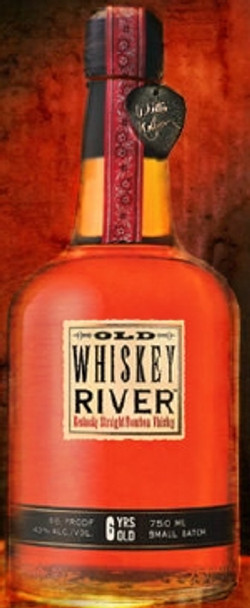 Old Whiskey River 6YR Bourbon Willie Nelson Edition