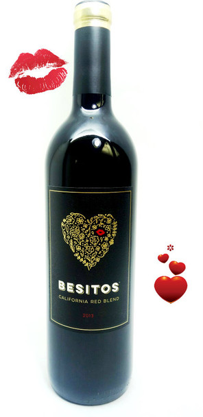 Besitos red wine