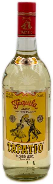 Tapatio Anejo tequila 1 Liter