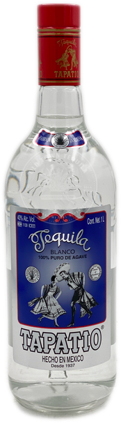 Tapatio Blanco tequila 750ml