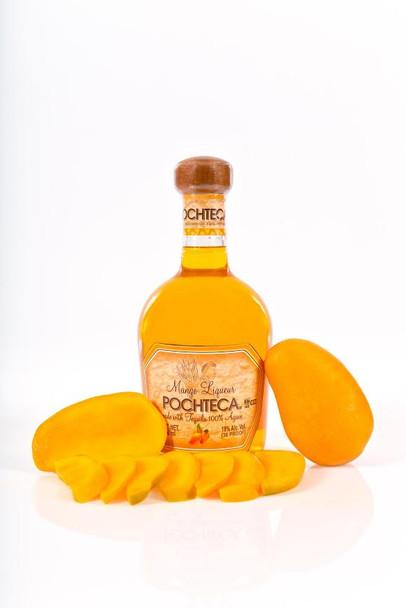 POCHTECA Mango Licor Tequila