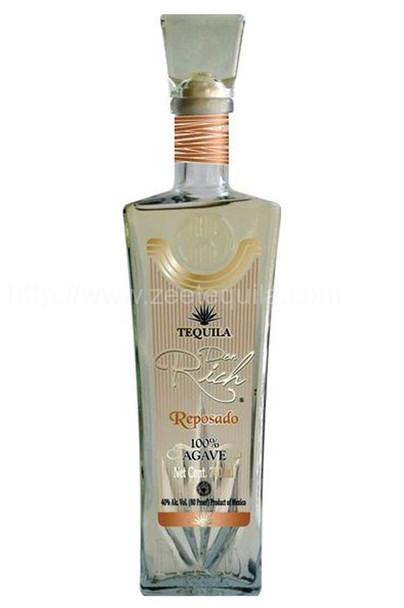 Don Rich Reposado Tequila