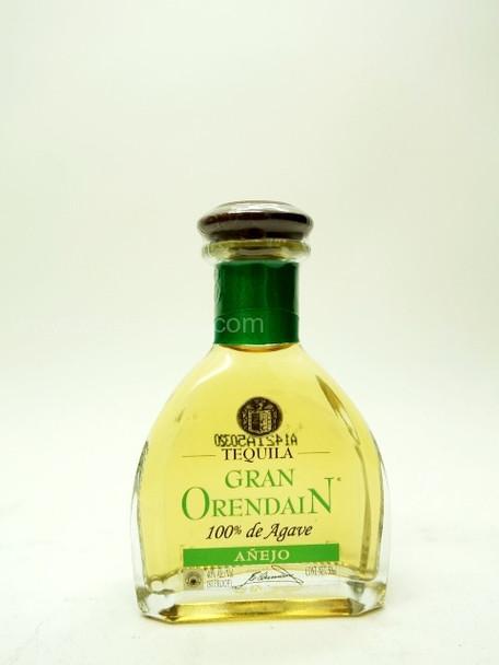 Gran Orendain Anejo Tequila (50ML)