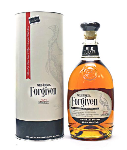 Wild Turkey Forgiven Blended Whiskey