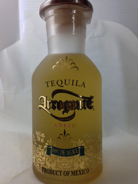 Arrogante Anejo Tequila