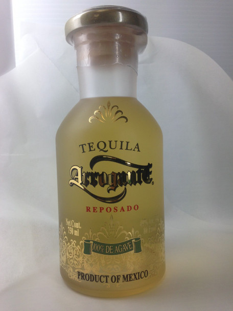 Arrogante Reposado Tequila