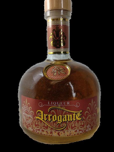 Arrogante Almond Tequila Liqueur