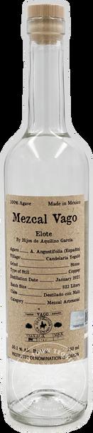 Mezcal Vago Elote 750ml
