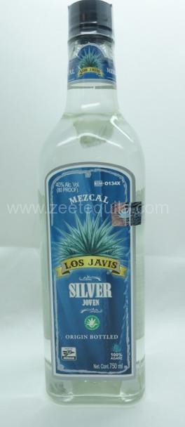 Los Javis Silver Joven Mezcal