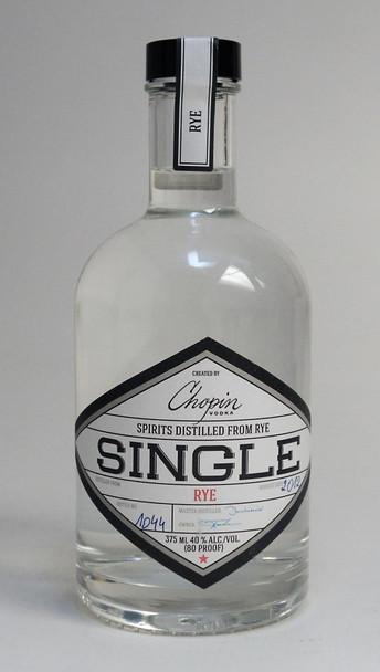 Chopin Single Rye Vodka