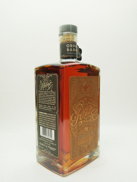 Orphan Barrel Rhetoric Whiskey 21 Years