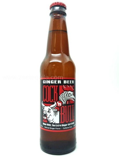 Cock n' Bull Ginger Beer (Glass)